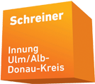 Schreiner-Innung Ulm/Alb-Donau-Kreis Logo